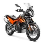 KTM 890 ADVENTURE L con patente A2