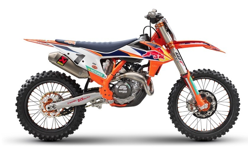 450 SX-F Factory Edition 2020