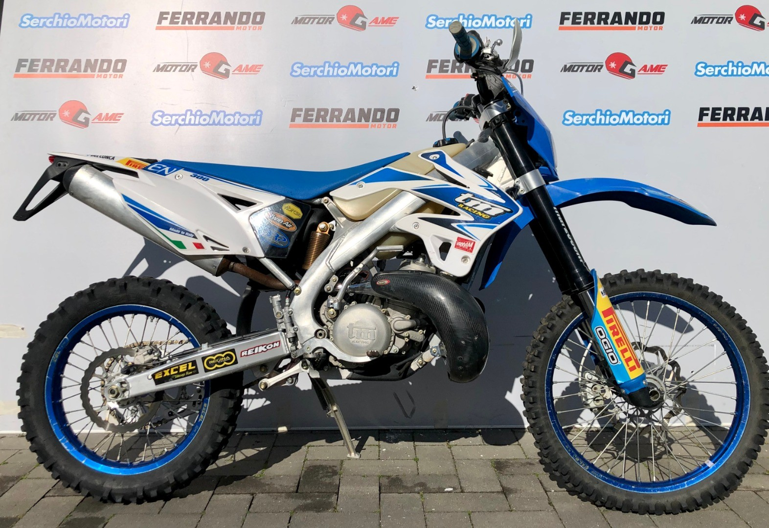 TM 300 ENDURO